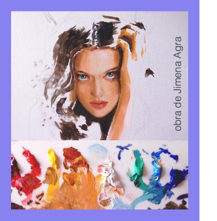 solo foto Cartel concurso Dona artista