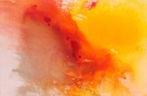 9-Contraste-rojo(Mixta-papel)46x70cm